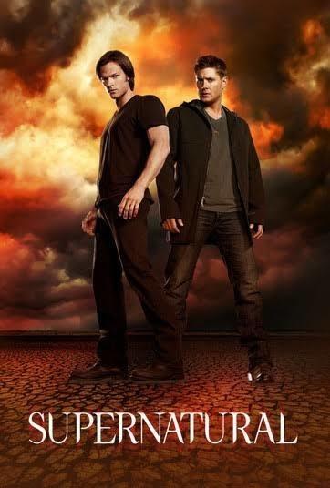 Seriado Supernatural Temporadas 1 Até A 14 Dublado Digital