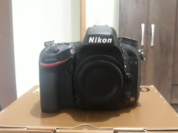 Câmera Nikon D610 Fx (corpo)
