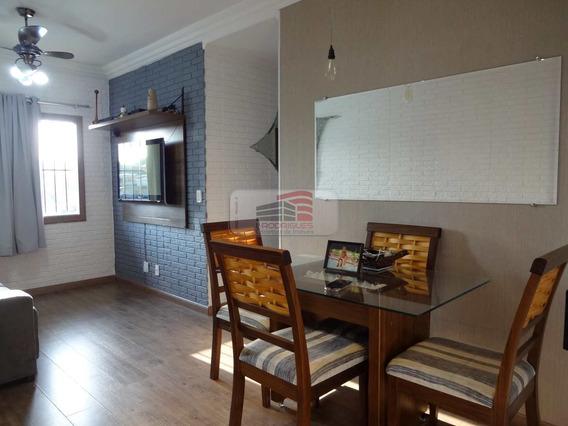 Apartamento Com 2 Dorms, Paulicéia, São Bernardo Do Campo - R$ 210 Mil, Cod: 54 - V54
