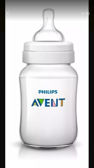 Mamaderas Philips Avent Classic 260 Completa!