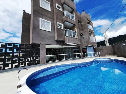 Imagem 1 de 30 de Apartamento Com 2 Dorms, Praia Da Maranduba, Ubatuba - R$ 300 Mil, Cod: 1285 - V1285