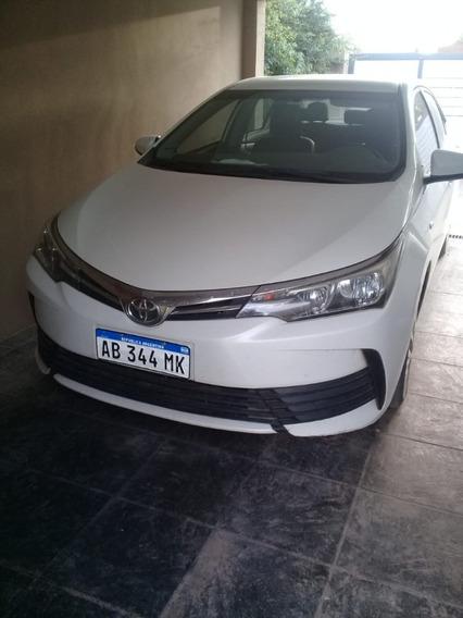 Toyota Corolla Año 2017 Xli Aut