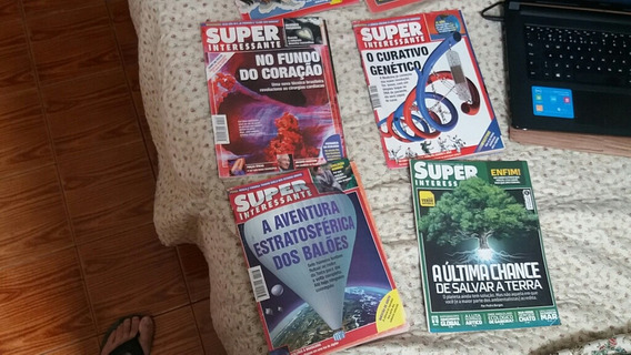 Lote 30 Revistas Super Barato