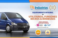 Equipamiento Integral Para Utilitarios, Furgones Y Minibuses