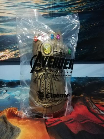 Guante Cinemex Avengers End Game De Luz (nuevo Y Sellado)