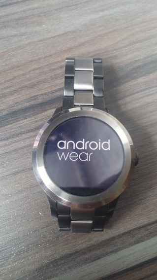 Relógio Smart Fossil Q Founder 2.0
