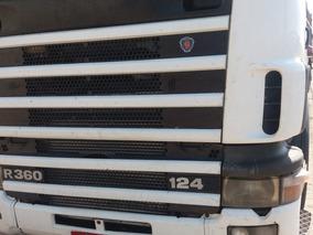 Scania R124 360 6x2 Trucado 2004/2004 (vt)