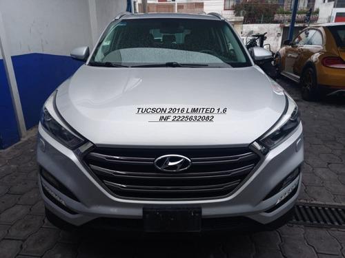 Imagen 1 de 9 de Hyundai Tucson 2016 Limited  2.0 Lts Piel Q/c Eng $ 59,600