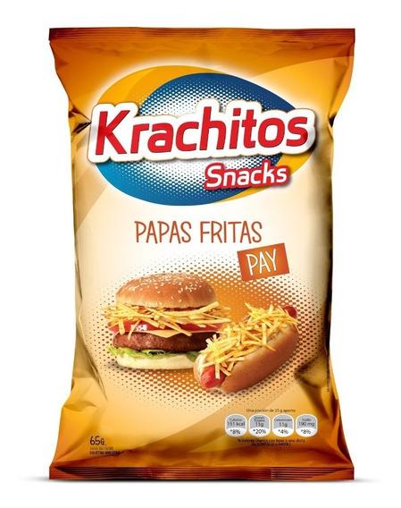Papas Fritas Krachitos 65g Pay
