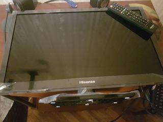 Tv Monitor Hisense Led 24