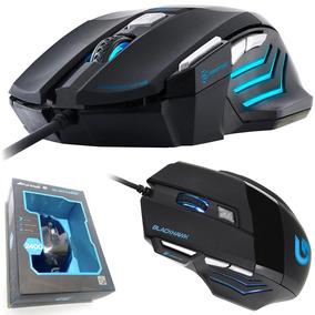 Mouse Gamer Profisional Bonito Para Jogar No Computador Bom
