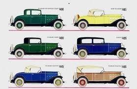 Chevrolet Sedan 4 Puertas 1932