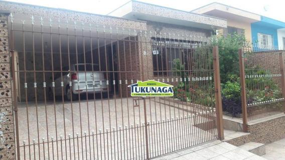 Casa Residencial À Venda, Jardim Vila Galvão, Guarulhos. - Ca0261