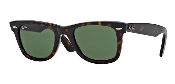 Gafas De Sol Ray-ban® New Wayfarer Classic Green Classic