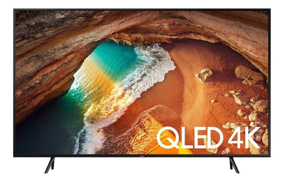 "Smart TV Samsung 4K 55"" QN55Q60RAGXZD"