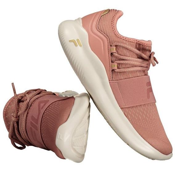 Tênis Fila Trend Feminino Rosa