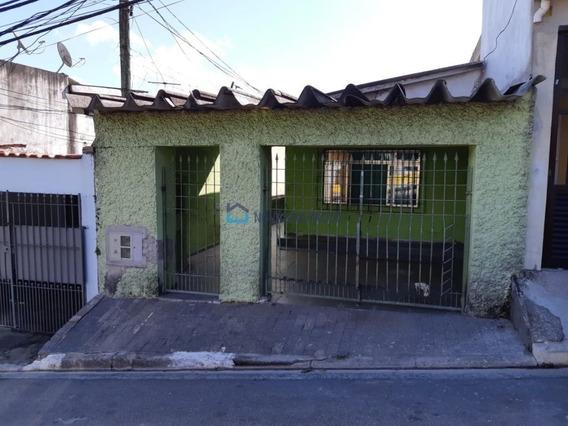 Duas Casas, Ideal Para Família Grande Ou Para Locação. - Di5886