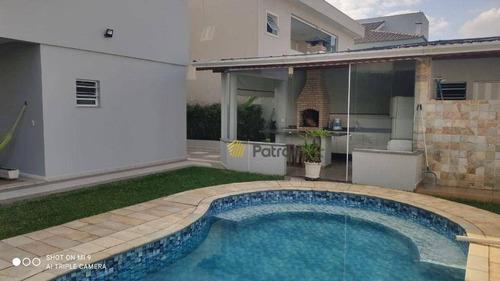 Imagem 1 de 30 de Casa À Venda, 402 M² Por R$ 2.600.000,00 - Jardim Paramount - São Bernardo Do Campo/sp - Ca0673