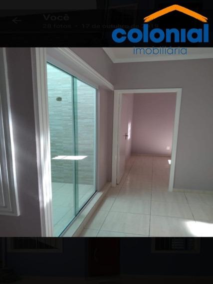 Casa Terrea 2 Quartos No Residencial Jundiaí Jundiaí - Ca00978 - 67650798