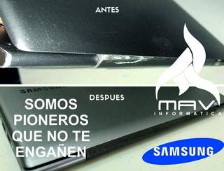 Carcasa Samsung Ultrabook Np530 (reparacion Tapa Y Bisagras)