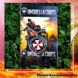Collar Umbrella Corps, Ummbrella, Resident Evil