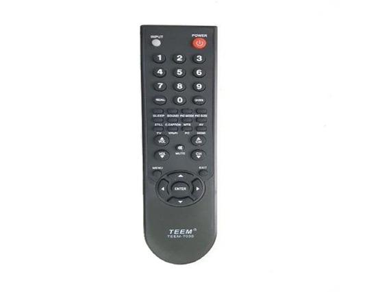 Controle Remoto Tv Lcd Toshiba Teem 7030 Kit 30 Pçs Atacado