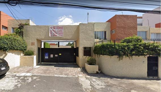 Mm Casa En Venta En La Colonia Olivar De Los Padres, Cdmx