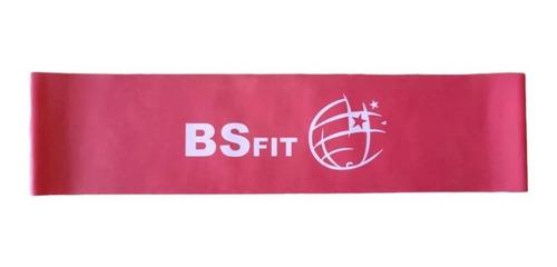 Imagen 1 de 1 de Banda Elastica Bsfit Tiraband Circular Intensidad Media Gym