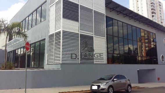 Prédio Para Alugar, 2232 M² Por R$ 58.000,00/mês - Novo Taquaral - Campinas/sp - Pr0373