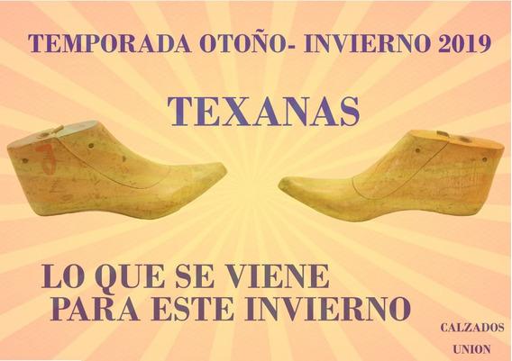 Horma Para Bota Texana De Mujer - Calzados Unión