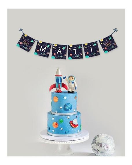Kit Banderin Deco Cumpleaños Listo P Imprimir Personalizado