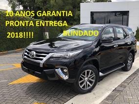 Toyota Sw4 2.8 T. Diesel Srx Aut. 7lugares 2018 Blindado 3-a