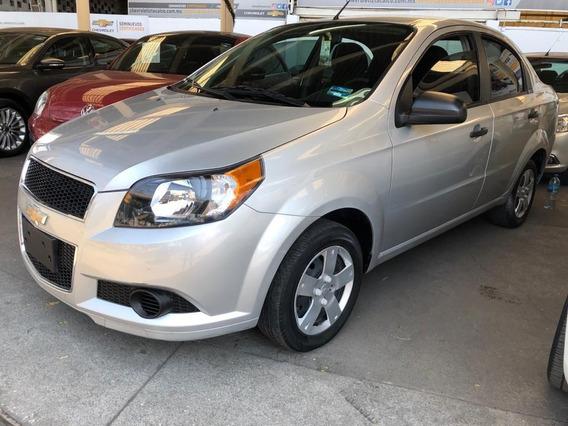 Chevrolet Aveo Ls 2017 Paquete M Estándar