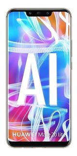 Huawei Mate 20 lite Dual SIM 64 GB Ouro-platina