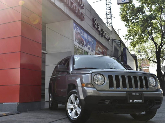 Jeep Patriot 2.4 Sport 5vel Mt 2014