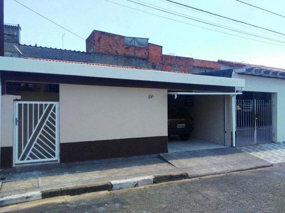 Casa Com 2 Dorms, Conjunto Residencial Nova Bertioga, Mogi Das Cruzes - R$ 270 Mil, Cod: 1144 - V1144