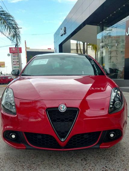 Alfa Romero Giulietta Tct 1.7 2019 Rojo