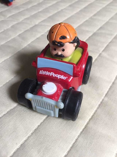 Fisher Price Little People Camioncito Original