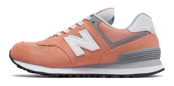 Zapatillas New Balance 574 Core Plus Mujer