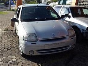 Suacata Reault Clio Sedam 1.6 16v 2002 Motor Câmbio Peças