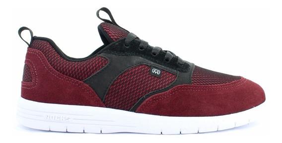Tênis Hocks Born Sneaker Bordo Preto Original Envio Imediato