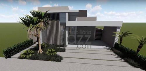 Casa Com 3 Dormitórios À Venda, 216 M² Por R$ 1.150.000,00 - Condomínio Villa Bella Siena - Paulínia/sp - Ca6437