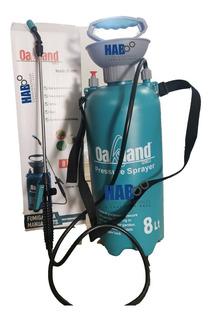 Fumigadora Aspersora Manual 8 Litros Para Sanitizar Fumigar