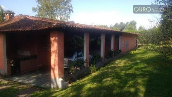 Chácara Com 3 Dormitórios À Venda, 2000 M² Por R$ 300.000,00 - Mairinque - São Paulo/sp - Ch0009