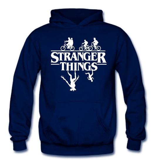 Poleron Estampado Stranger Things, The King Store 10