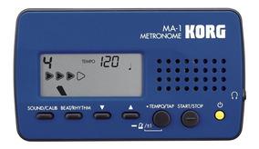 Metrônomo Digital Korg Ma-1 Blbk