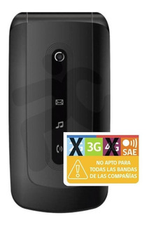 Celular Basico Zte R340 Single-core 64mb 2,4 3g Negro Claro