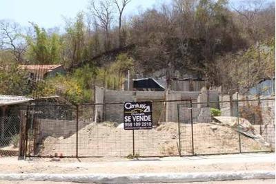 Terreno Con Excelente Ubicación En Huatulco