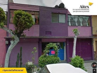Remate Bancario Casa En Azcapotzalco Df