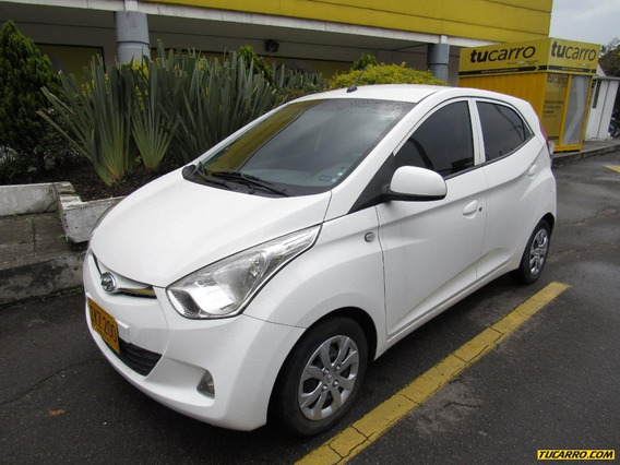 Hyundai Eon 814cc Mt Hatch Back